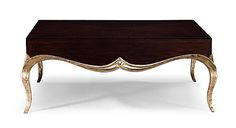Exquisite mahogany coffee table masterfully hand-carved, with veneer or lacquered top. Modular Furniture, Sofa Furniture, Rustic Furniture, Luxury Furniture, Classic Furniture, Furniture Styles, Furniture Design, Mahogany Coffee Table, Coffe Table