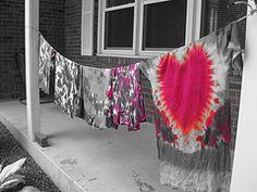 Tie Dye by alison.m.b. #EasyNip