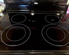 How To Get Your Gl Stovetop Sparkling Clean In Minutes Cleaning Ceramic Cooktopgl Stove Top