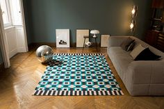 Rigor and Fantasy Rugs by Karpeta for Maison et Objet 2017  Design Gallerist - Discover the season's rare and unique design ideas. Visit us atwww.designgallerist.com/blog/#DesignGallerist #uniquedesignideas #contemporarydesign @designgallerist