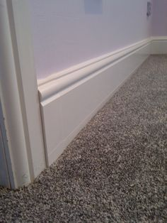 Looks like a normal skirting board however, it is actually a skirting board heater. Skirting board heaters are an alternative to radiators and underfloor heating. Heating And Plumbing, Skirting Boards, Underfloor Heating, Central Heating, Heating And Cooling, Heating Systems, Colour Schemes, Radiators, Ground Floor