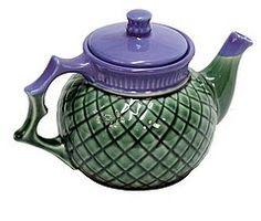 Scottish thistle Teapot