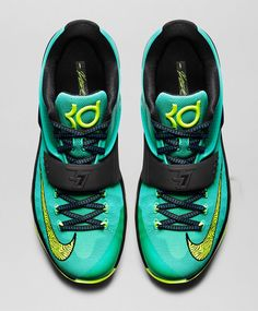 detailed look bbf41 33928 10 13 14  Nike Basketball Unveils KD7  Uprising   this Hyper
