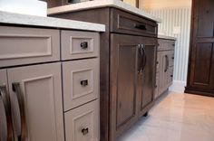This Showplace features rustic alder Driftwood, designed by the talented team at KabCo Kitchens. Sending our thanks to Florida today. Your hard work and dedication is very much appreciated!  Learn more about KabCo Kitchens: http://kabcokitchens.com/ Learn more about Showplace rustic alder: http://www.showplacewood.com/WoodsFin2/woodsALDER.0.html