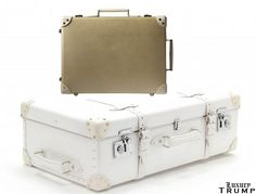 Globe-Trotter Unveils New Caviar, Champagne And Pearl Finish Luggage Collection #Travel #Luxury