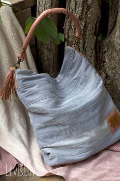 liiviundliivi: Chobe - oder wie aus meiner Jeans eine Tasche wurde