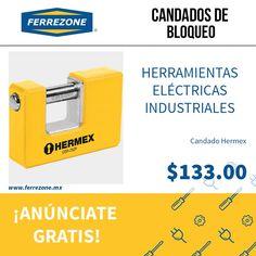 #Protección #Candado de #bloqueo http://www.ferrezone.mx El mercado ferretero de México Anúnciate #gratis