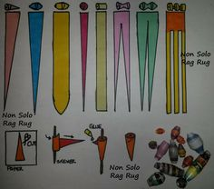 Models of different shapes that are cut into the paper to make a difference – – Paper Beads Tutorial, Paper Beads Template, Make Paper Beads, Paper Bead Jewelry, Quilling Jewelry, Textile Jewelry, Paper Quilling, How To Make Beads, Jewellery