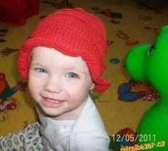 Dětský klobouček | RUČNÍ PLETENÍ - NÁVODY ZDARMA