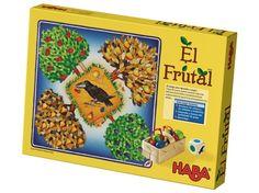 3 AÑOS_JUEGO DE COOPERACIÓN El juego más premiado, un juego cooperativo donde entre todos intentaremos ganar!!! Recolecta fruta antes de que aparezca el cuervo