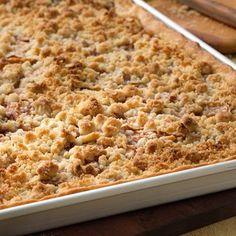Apple Slab Pie @keyingredient #quick #pie