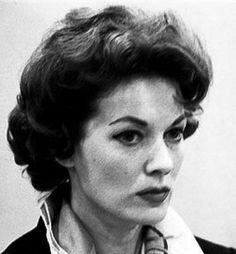 Maureen O'Hara photographed by Vernon Smith, 1960.