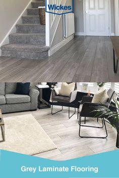 Living Room Decor Colors, Living Room Designs, Grey Laminate Flooring, Plywood Floors, Plywood Furniture, Furniture Design, Living Room Flooring, Kitchen Flooring, Hallway Designs