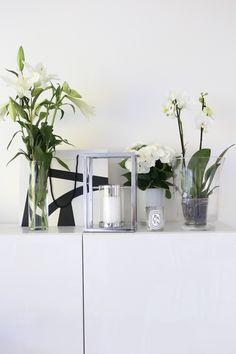 Homevialaura | white flowers