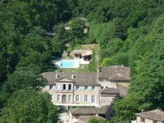 Chateau la Vère Puygaillard-de-Quercy