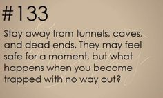 Zombie Apocalypse Survival Tip #133
