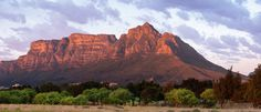 Eastern side of Table Mountain at Dawn / Clickasnap Table Mountain, Monument Valley, South Africa, Dawn, Sunrise, Landscape, Nature, Travel, Viajes