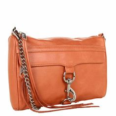 Rebecca Minkoff MAC Clutch in Coral with Silver Hardware Rebecca Minkoff Handbags, Mac, Coral, Hardware, Ladies Handbags, Purses, Shoe Bag, Dress Code, Clutches