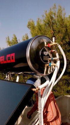 Βούλα τοποθέτηση ηλιακού θερμοσίφωνα ELCO SolTech 160lt 2.4m2 www.ΥΔΡΕΥΕΙΝ.eu/θερμοσιφωνες.htm