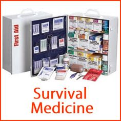 "The purpose of learning about survival medicine is because ""stuff"" happens. Let's go beyond the first aid kit and prepare for any crisis when there is no medical help available."