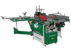 Separate Kombimaschine modell Mitica Standard Woodworking Machinery, Separate, Machine Tools, Simple Machines, Cast Iron, Scale Model, Pull Apart