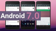 Android 7.0 Nougat Download and Install Right Now! wow  http://www.uffteriada.com/android-7-0-nougat-download-install/