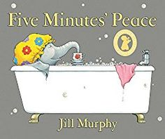 Booktopia has Five Minutes' Peace, Large Family by Jill Murphy. Buy a discounted Hardcover of Five Minutes' Peace online from Australia's leading online bookstore. Jill Murphy, Peace Pictures, Book Sites, Children's Picture Books, Book Week, 30th Anniversary, The Guardian, Free Ebooks, The Book