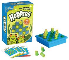 The Playful Otter: Hoppers