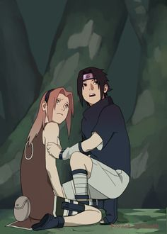 it's weird I totally didn't ship them at all while I was reading the manga but now that it's over I'm like... hrrhrr *sneaks back to re-watch sasusaku scenes*?!! (I BLAME SARADA she's too perfect to not exist, therefore...)