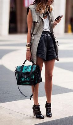 Street style   Perfect spring outfit