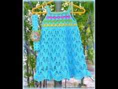 Crochet Patterns  for free  crochet baby dress  1448