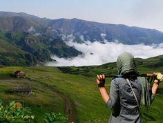 Soubatan countryside, Talesh County, Gilan Province, Iran (Persian: ییلاق سوباتان یکی از زیبا ترین مناطق ییلاقی ایران است که در 20 کیلومتری ضلع غربی شهر لیسار از توابع شهرستان تالش دراستان سرسبز گیلان واقع شده است)