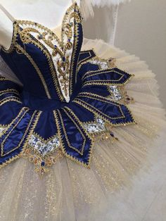 Beautiful ballet costume.......