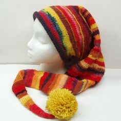 Long Stocking Hats--we'd play mad when boys snatched them and skated off