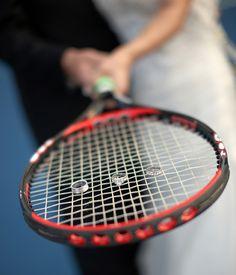 tennis wedding photo: genius!