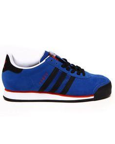 factory authentic baa6c 3ec36 Adidas - Samoa Nubuck Sneakers