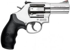 Smith & Wesson L-Frame revolvers are built to suit the demands of the most serious firearms enthusiast. Available in six and seven shot cylinders, the L-Frame has a strong, durable frame and b