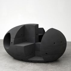 Konstantin+Grcic+references+Renaissance+painting+with+Hieronymus+seating+for+Paris+exhibition