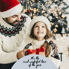 It's the most wonderful time of the year Time Of The Year, Family Christmas, Wonderful Time, Winter Hats, Inspiration, Fashion, Biblical Inspiration, Moda, Fashion Styles