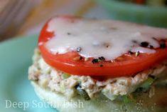 Deep South Dish: Spicy Tuna Melt