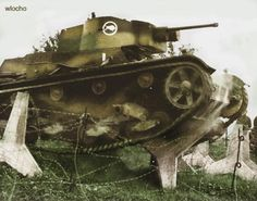 Colorizations By Users - Polish tank