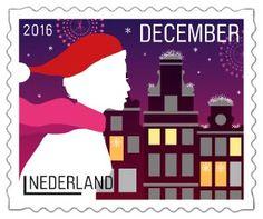 Kerstmuts op! #Decemberzegels2016