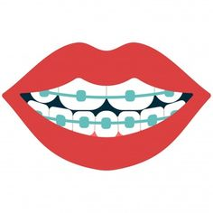 Fondo de dentista en diseño plano vector gratuito | Vector Gratis Self Love Books, Chibi Kawaii, Brace Face, Dental Braces, Cartoon, Teeth, Cricut, Braces, Tooth Pain