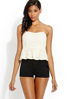 Love Story Lace Top | FOREVER 21 - 2000060884