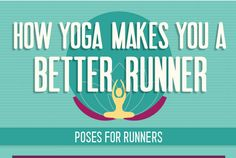 Infographic | How Yoga Improves Your Running