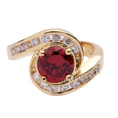 How Ruby jewellery is benificial for us and what is its composition?   Ruby is a form of Aluminium Oxide known as Corundum.  Rubies inspire creativity, wisdom and love, as well as enhancing self-reliance / confidence and increasing spirituality.