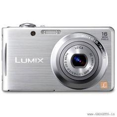 Panasonic DMC-FH5 Point and Shoot Camera – Silver