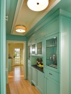 Teal Blue For Livingdining Kitchen Design, Pictures, Remodel, Decor and Ideas - page 31