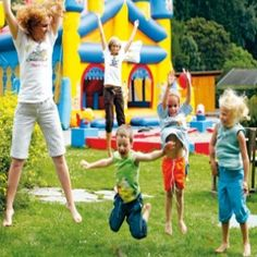 CHILDREN'S ACTIVITIES FOR THE SUMMER HOLIDAYS
