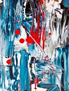 "Saatchi Online Artist: Maria Lankina; Acrylic, 2010, Painting ""Untitled"""